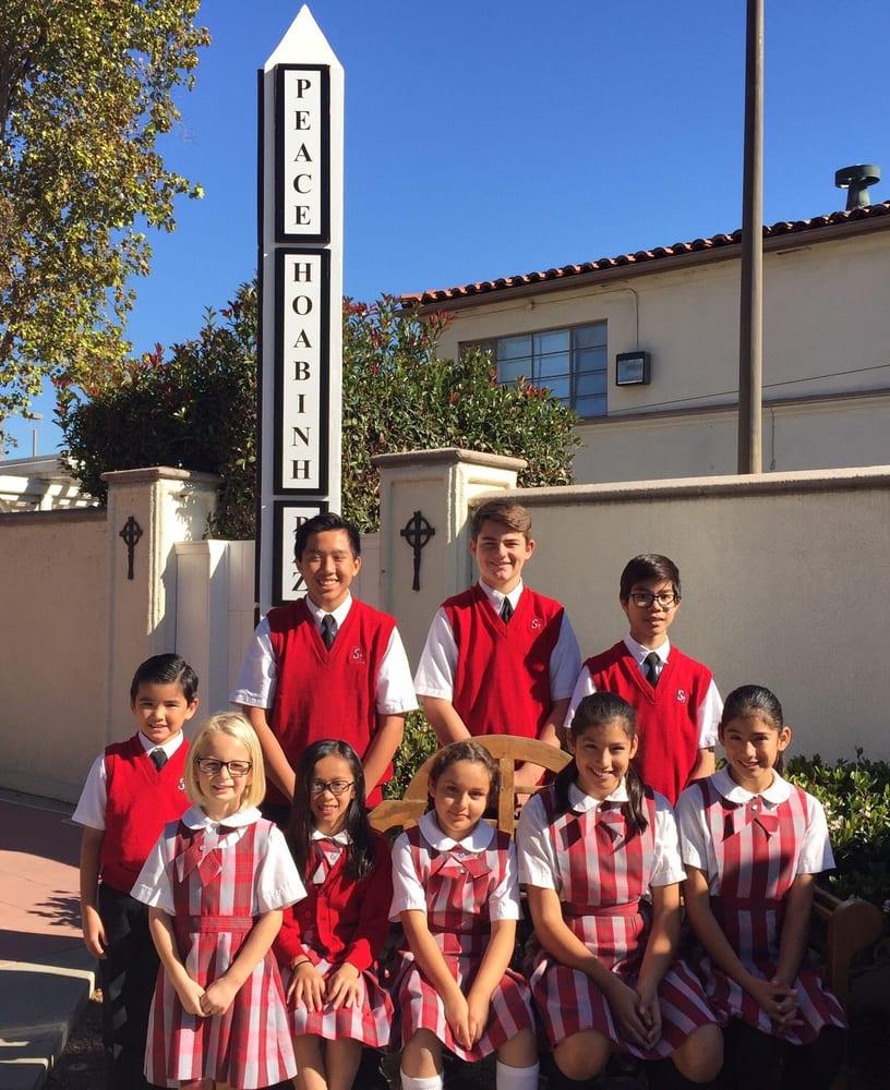 St Columban School Preschools 10855 Stanford Ave
