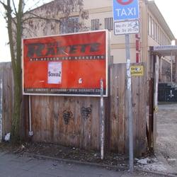 Die Rakete, Nuremberg, Bayern, Germany