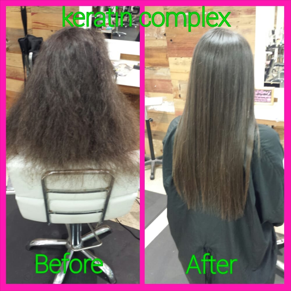 African American Keratin Complex Keratin Hair Treatment