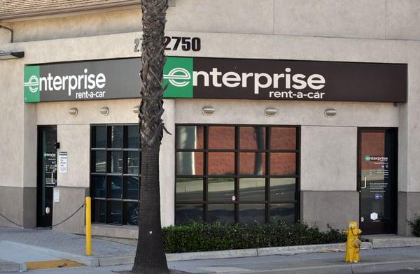 Enterprise Car Rental In Signal Hill Ca