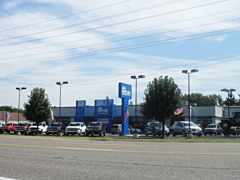 Jim Butler Auto Plaza Car Dealers Crestwood Mo Yelp