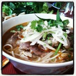 Soupe au boeuf façon Hué