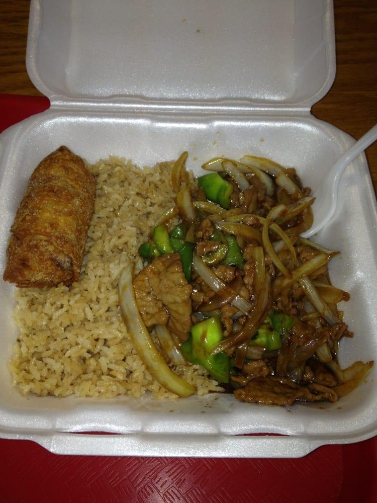 Panda Chinese Fast Food Broken Arrow Ok