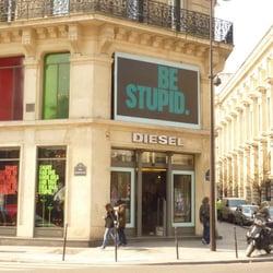 Diesel, Clothing Store, Third Street Promenade, Downtown, Santa
