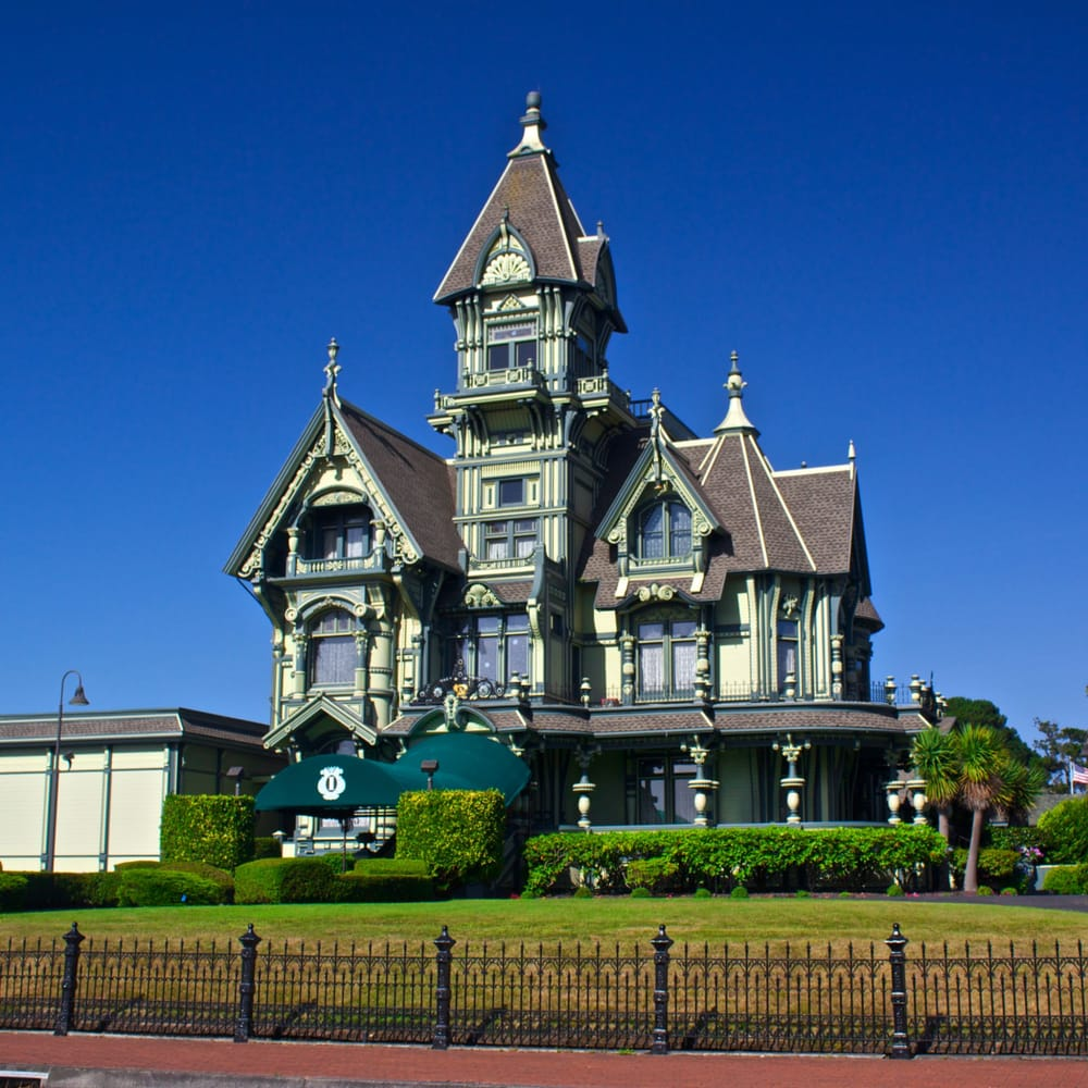 Eureka (CA) United States  City pictures : Carson Mansion Eureka, CA, United States Yelp