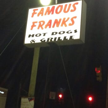 Famous Franks Hot Dogs Elizabeth City Nc