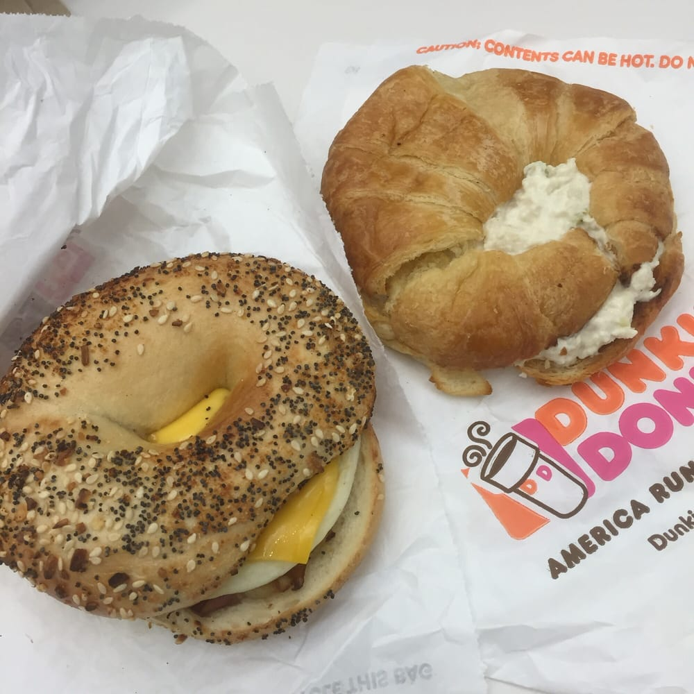 Bacon Egg And Cheese Dunkin Donuts Bacon Egg Cheese