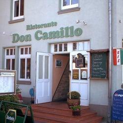 Ristorante Don Camillo, Malchow, Mecklenburg-Vorpommern, Germany