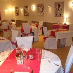 Le Magister - Nîmes, Gard, France. salle de restaurant