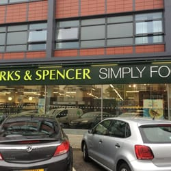 Marks & Spencer, Blackpool, Lancashire