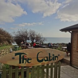 The cabin, Penzance, Cornwall