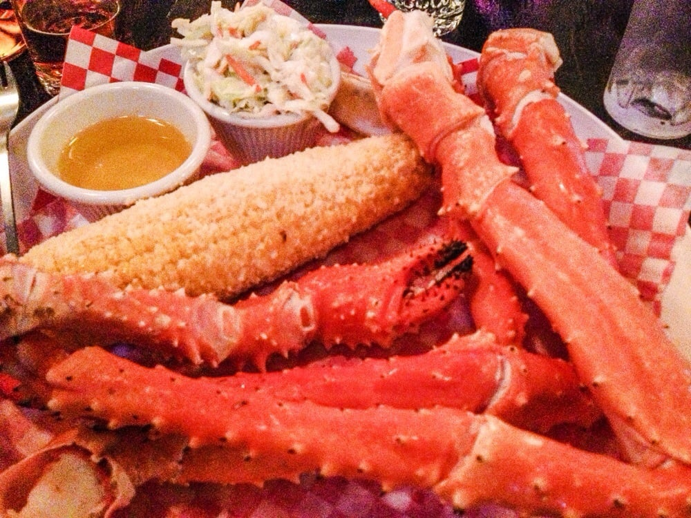 Alaskan King Crab Alaskan King Crab Legs