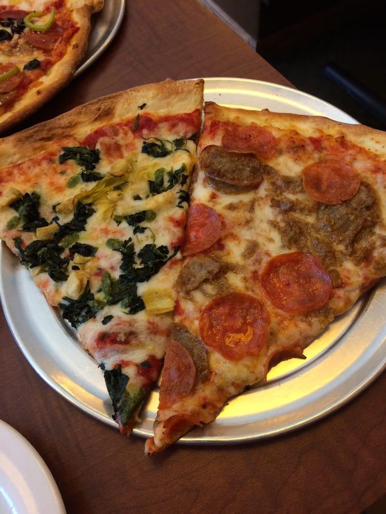 A Slice Of New York Pizza 75 Foto Cucina Italiana