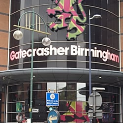 Gatecrasher Birmingham, Birmingham, West Midlands