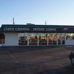 Check Cashing logo