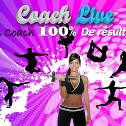 coach live, Marseille
