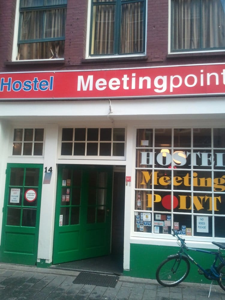 Meeting Point Youth Hostel Hostels Centrum Amsterdam