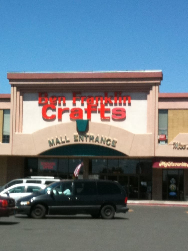 Ben franklin crafts closed art supplies 245 e plumb for Arts and crafts stores near my location