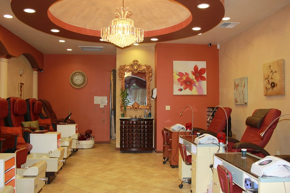 Eyebrow waxing and nail salons near me - Nail salons close by ...