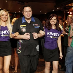 Adrian Lewis at the Porters Lodge in Jan 2012