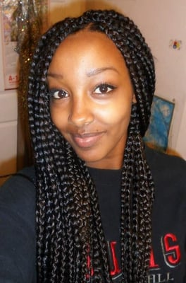 Aishas African Hair Braiding - Box braids - Chicago, IL, United ...
