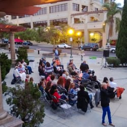 Cinema Little Italy - Over 100 persons attended the Inaugural Italian Film Festival showing on 7/6. - San Diego, CA, Vereinigte Staaten