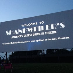 Shankweilers Drive In Theatre Orefield Pa