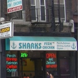 shark s fish chicken the loop chicago il stany
