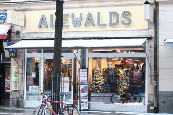 Alewalds Outlet City Stockholm Yelp