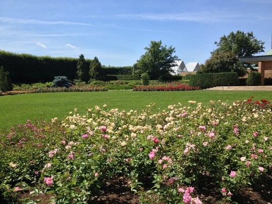 Chicago Botanic Garden Museums Glencoe Il United
