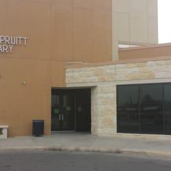 Molly Pruitt Library logo