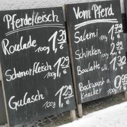 Wurst-Sonderposten Markt, Berlin