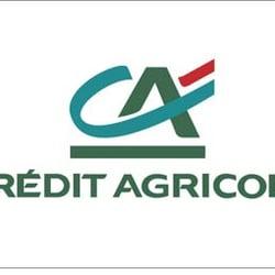 Crédit Agricole, Nîmes, Gard, France