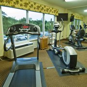 BEST WESTERN PLUS Blue Angel Inn - Fitness Center - Pensacola, FL, Vereinigte Staaten