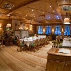 Einer von sechs Gastronomiebereichen
