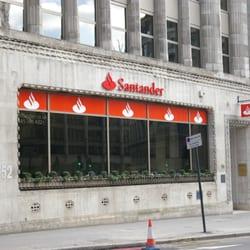 Santander, London