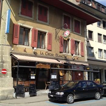 croix blanche restaurant restaurant italien grand rue 42 payerne vaud suisse avis. Black Bedroom Furniture Sets. Home Design Ideas