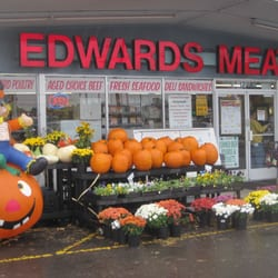 Edwards Meats logo