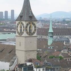 Kirchturmuhr St. Peter - 12 Uhr