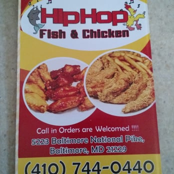 Hip hop fish chicken 23 photos traditional american for Hip hop fish and chicken baltimore md