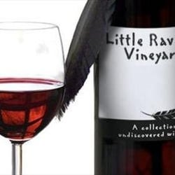 Little Raven Vineyards logo