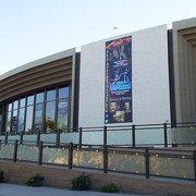 Chandler Center For The Arts - Chandler Center for the Arts, front - Chandler, AZ, Vereinigte Staaten