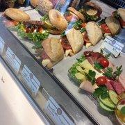 Sandwich & Bagel