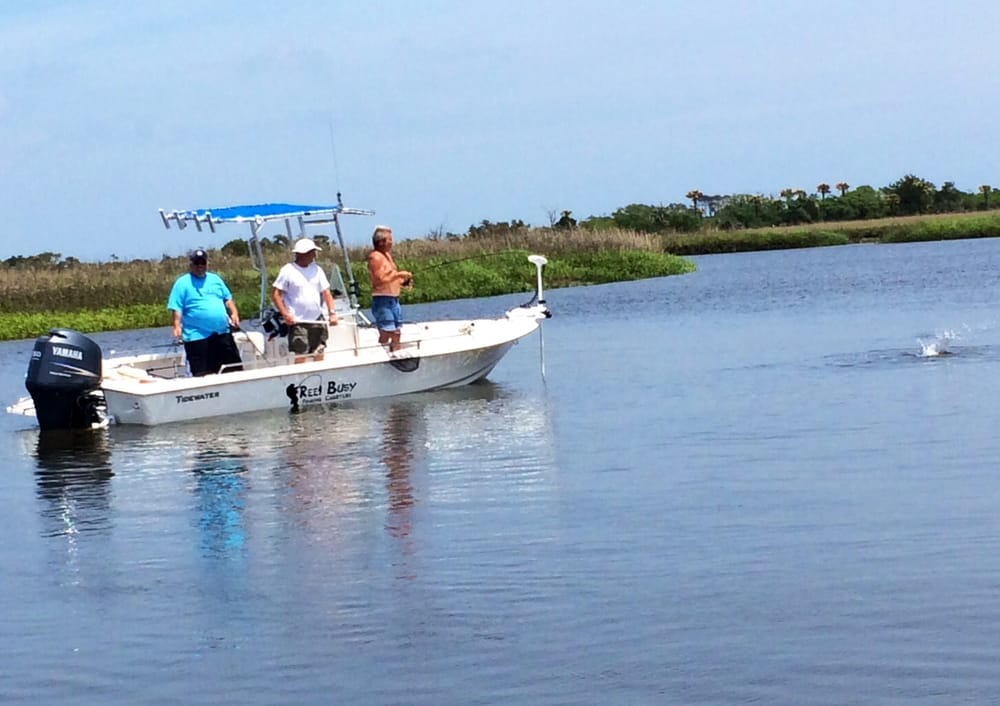 Reel busy fishing charters 11 photos boat charters for Oak island fishing charters