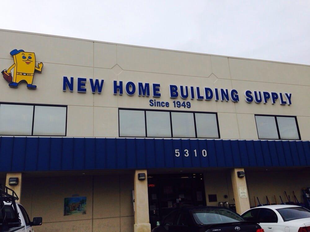 New home building supply building supplies sacramento for House building supplies