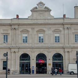 Gare Sncf de Reims, Reims, France