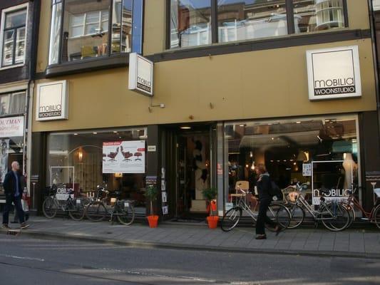 Mobilia woonstudio centrum amsterdam noord holland yelp for Mobilia woonstudio utrechtsestraat 62 64
