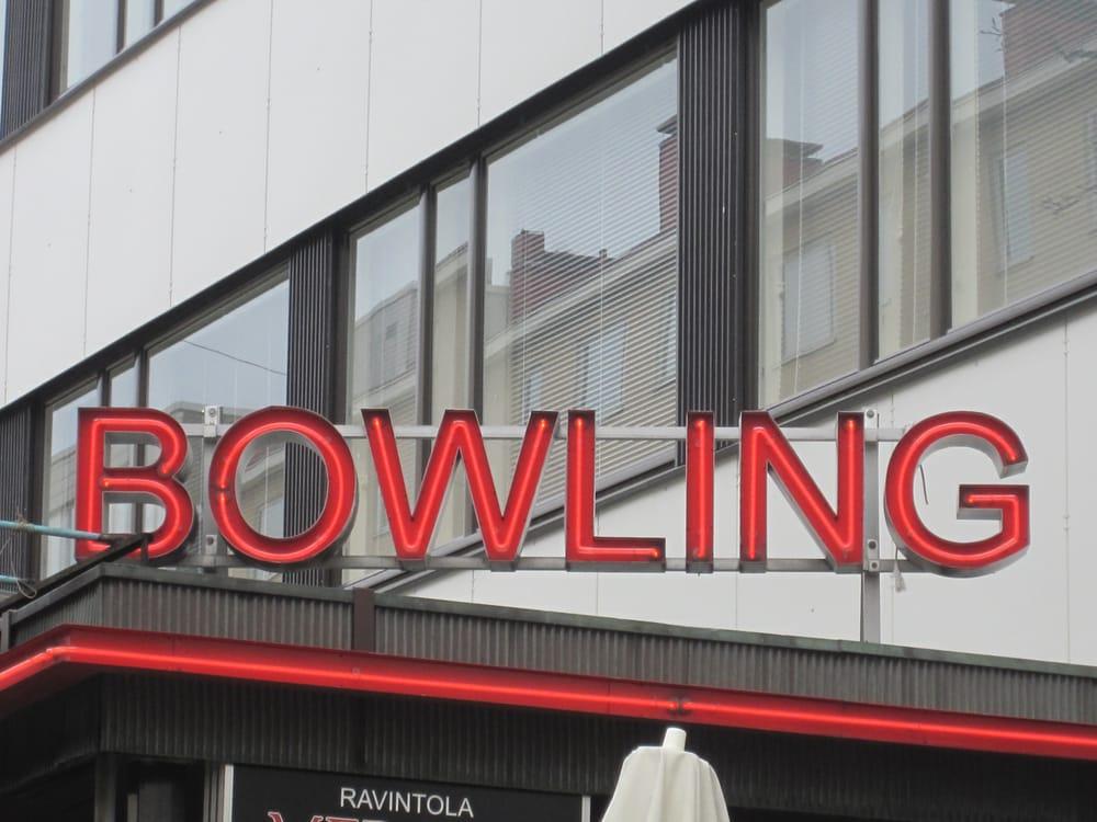 Ruusulan Keilahalli - Bowling - Taka-T��l� - Helsinki, Finland ...