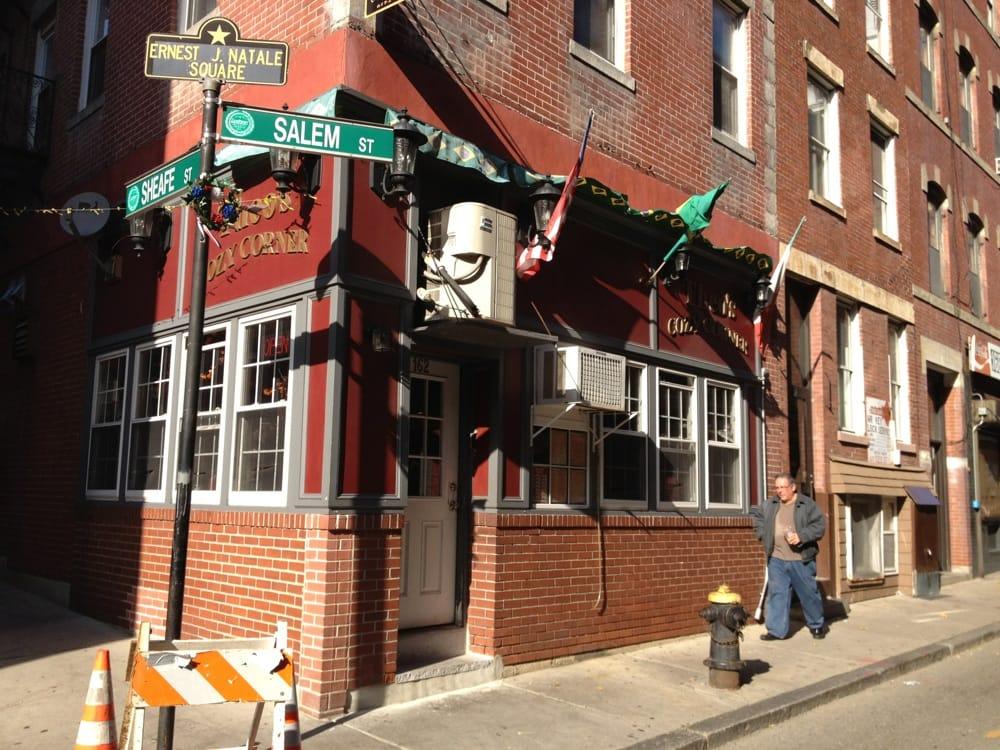 Theo's Cozy Corner Restaurant