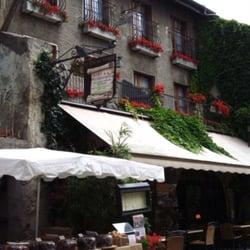 Village d'Yvoire, Yvoire, Haute-Savoie, France